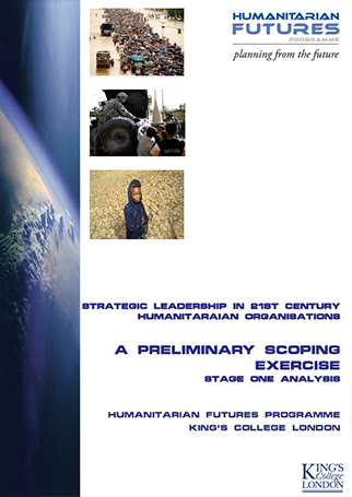 Strategic Humanitarian Action Resource Pack: A self-contained guide for those leading