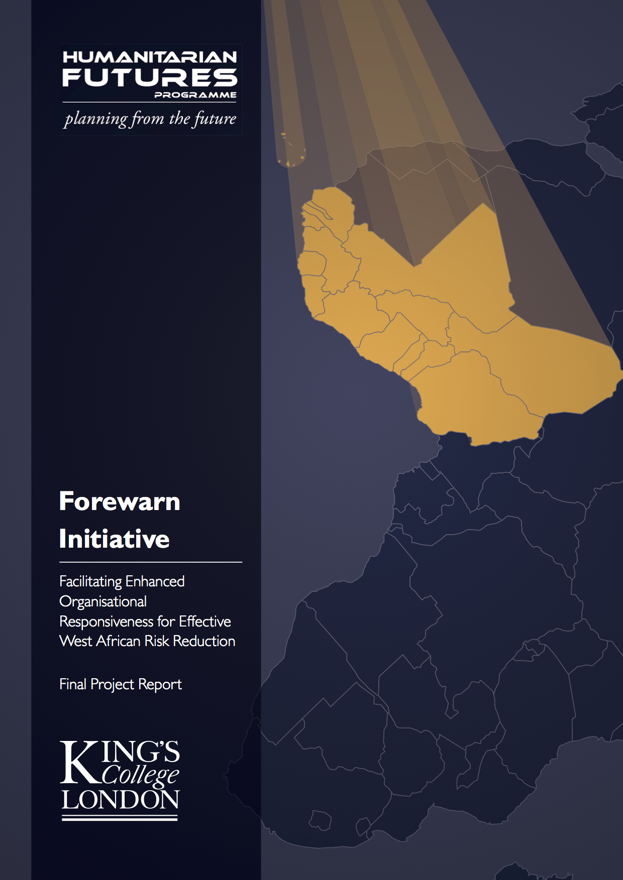 FOREWARN Initiative Final Project Report + Evaluation