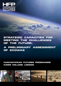 Assessment Report: Strategic Capacities for Meeting the Challenges of the Future – A preliminary assessment of ECOWAS