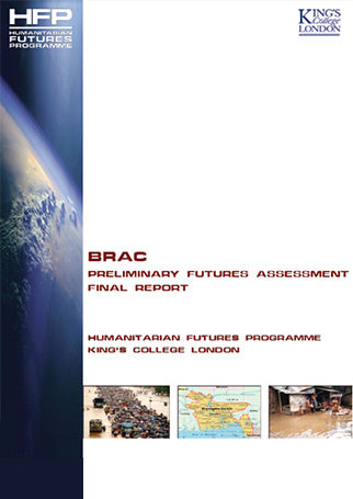 Assessment Report: A Futures Assessment of BRAC